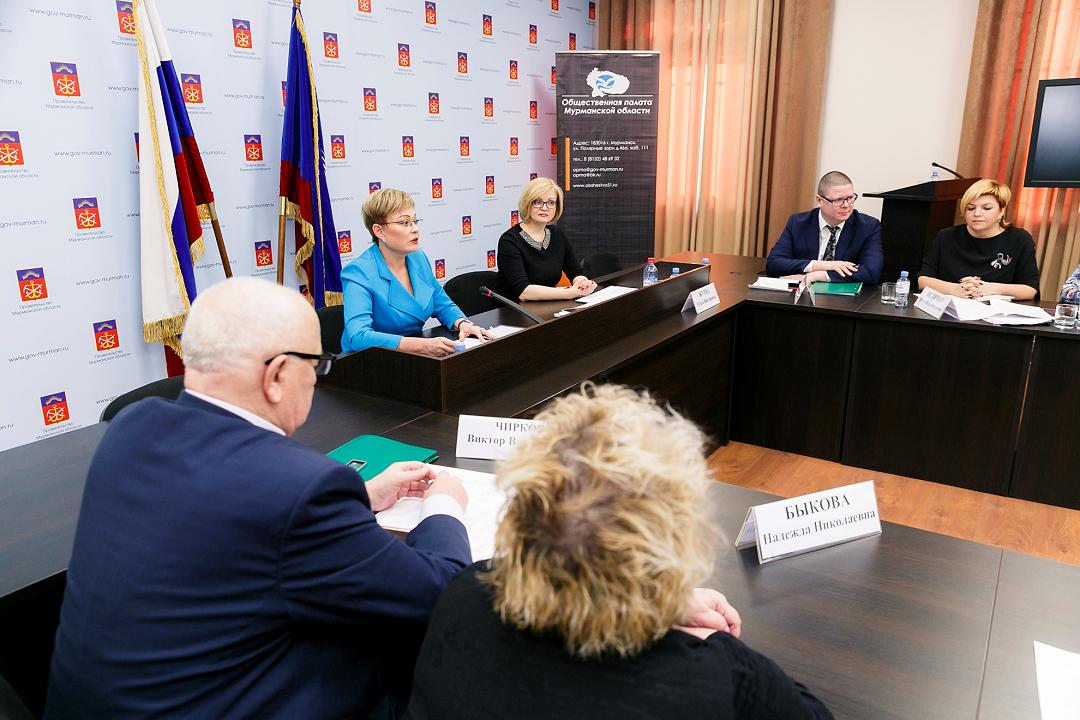 20190204-Начала работу Общественная палата Мурманской области шестого состава-pic2
