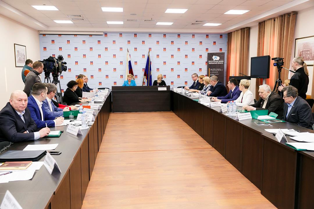 20190204-Начала работу Общественная палата Мурманской области шестого состава-pic3