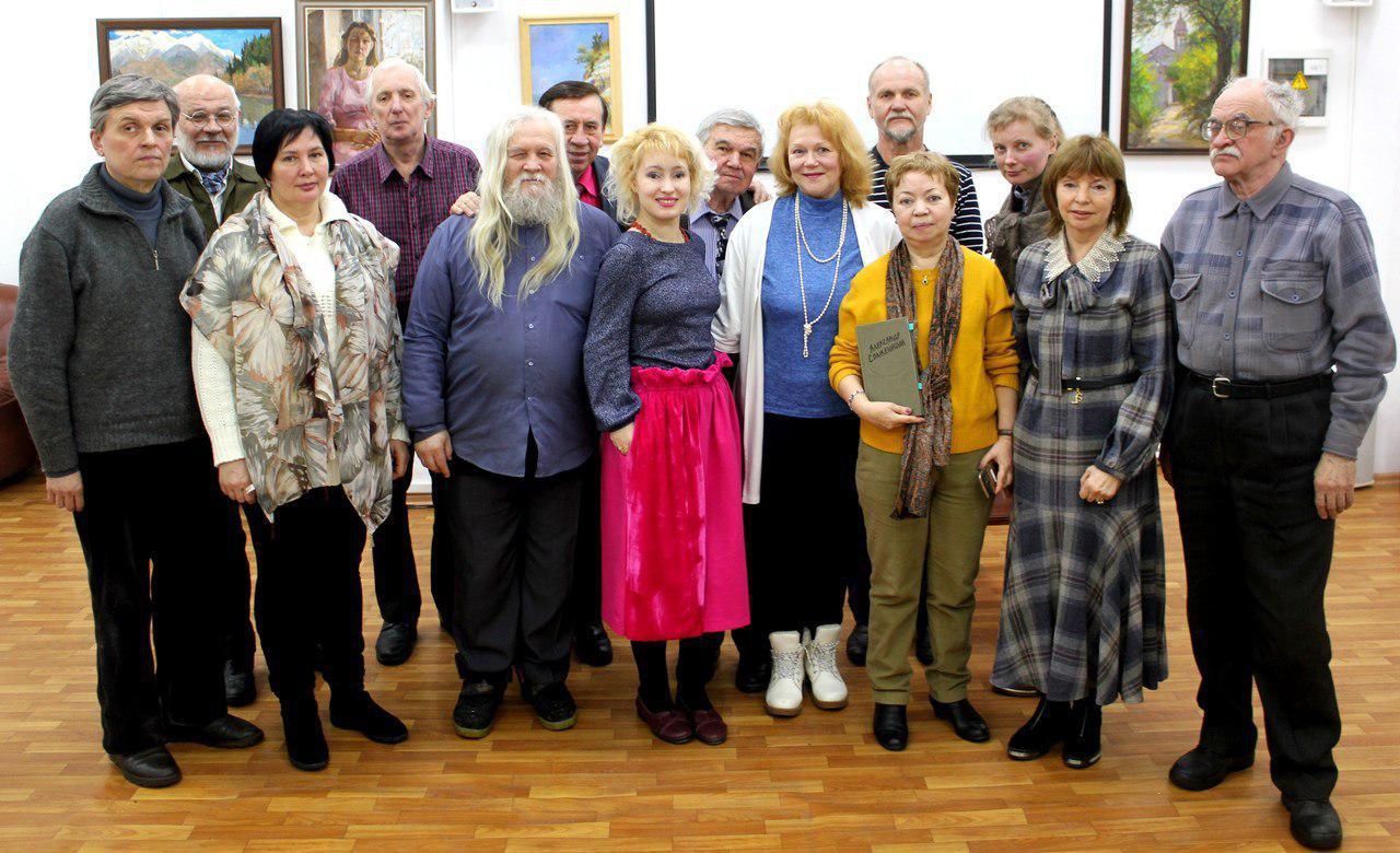 20190131_16-33-В библиотеке на шоссе Энтузиастов вспомнили Александра Солженицына-pic1