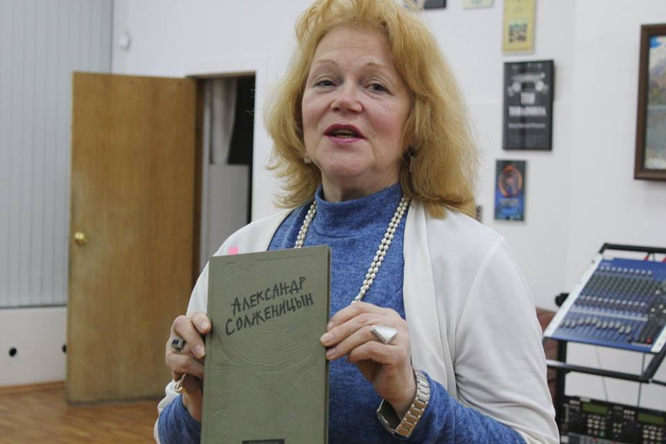 Наталья Ковалевская в Библиотека 119 ЦБС ЮВАО