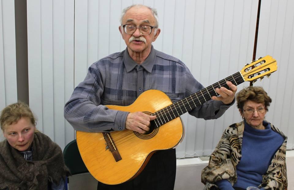 Валерий Сорокин в Библиотека 119 ЦБС ЮВАО