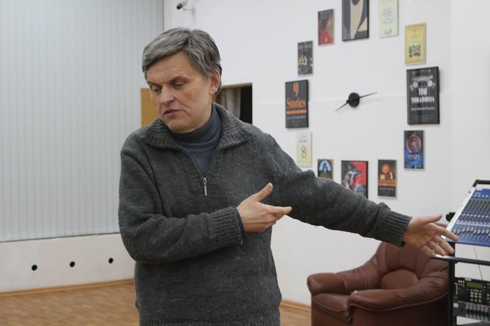 Станислав Зотов в Библиотека 119 ЦБС ЮВАО