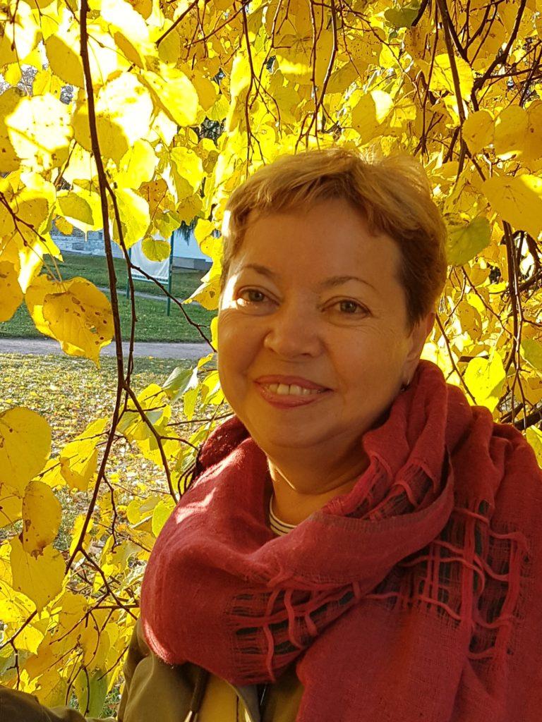Наталия Ячеистова