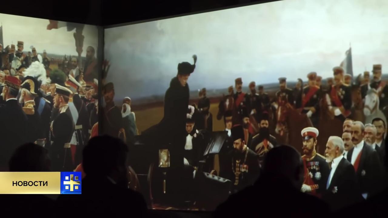 Возрождение монархии- «Двуглавый орёл» проводит в Мурманске череду мероприятий в память о Николае II - YouTube-pic07