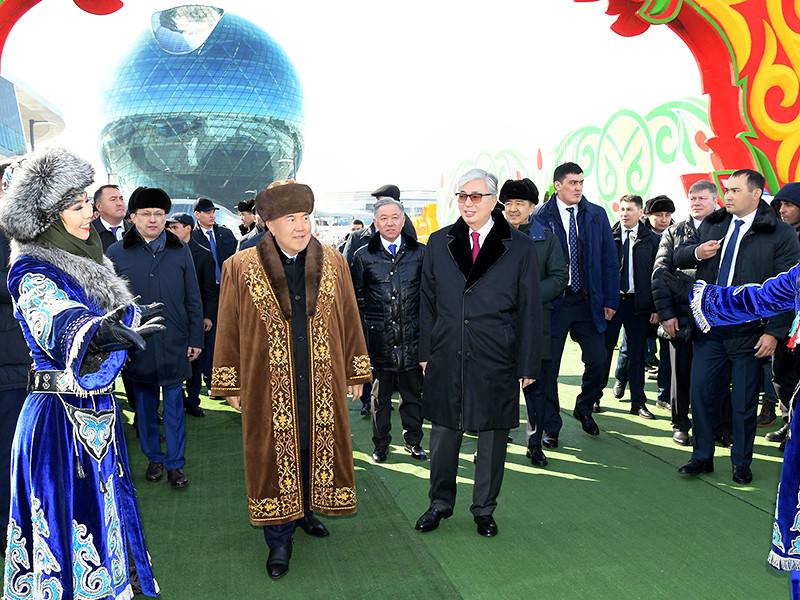 19 марта первый президент республики Нурсултан Назарбаев сложил с себя полномочия главы государства после почти 20 лет на этом посту-pic1