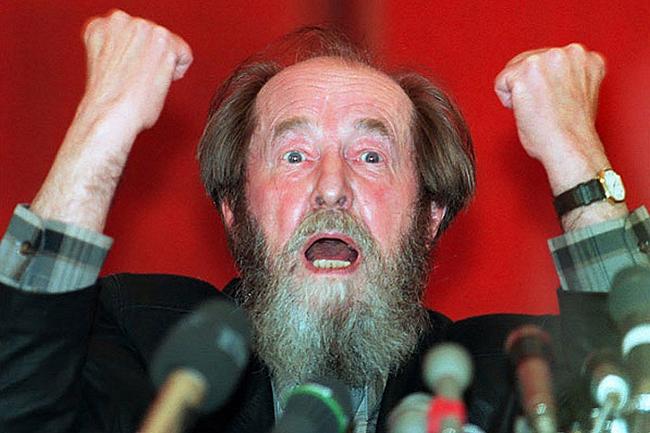 20181206-О «травле» Солженицына и его «русском патриотизме»