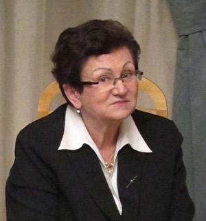 Екатерина Юрьевна Гениева, директор Всероссийской государственной библиотеки иностранной литературы