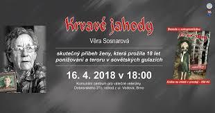 Vera Sosnarova - Krvave jahody