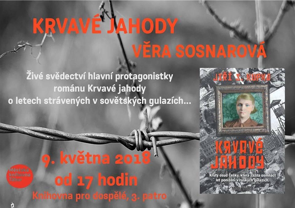 20180509-Věra Sosnarová- Krvavé jahody