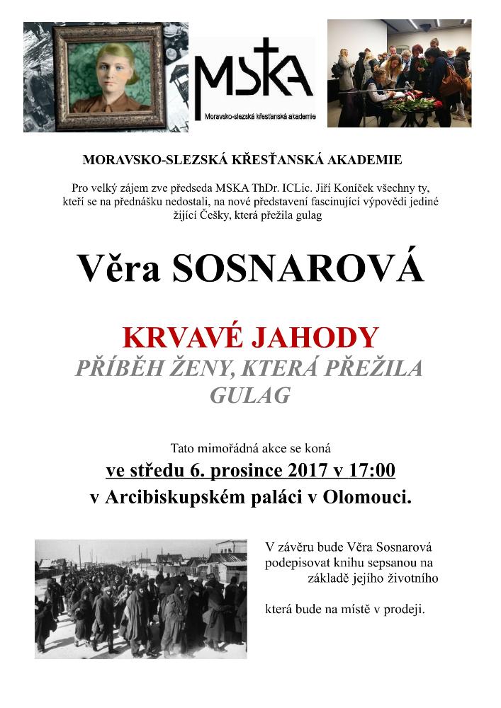 20171206-MSKA - Vera Sosnarova - Krvave jahody