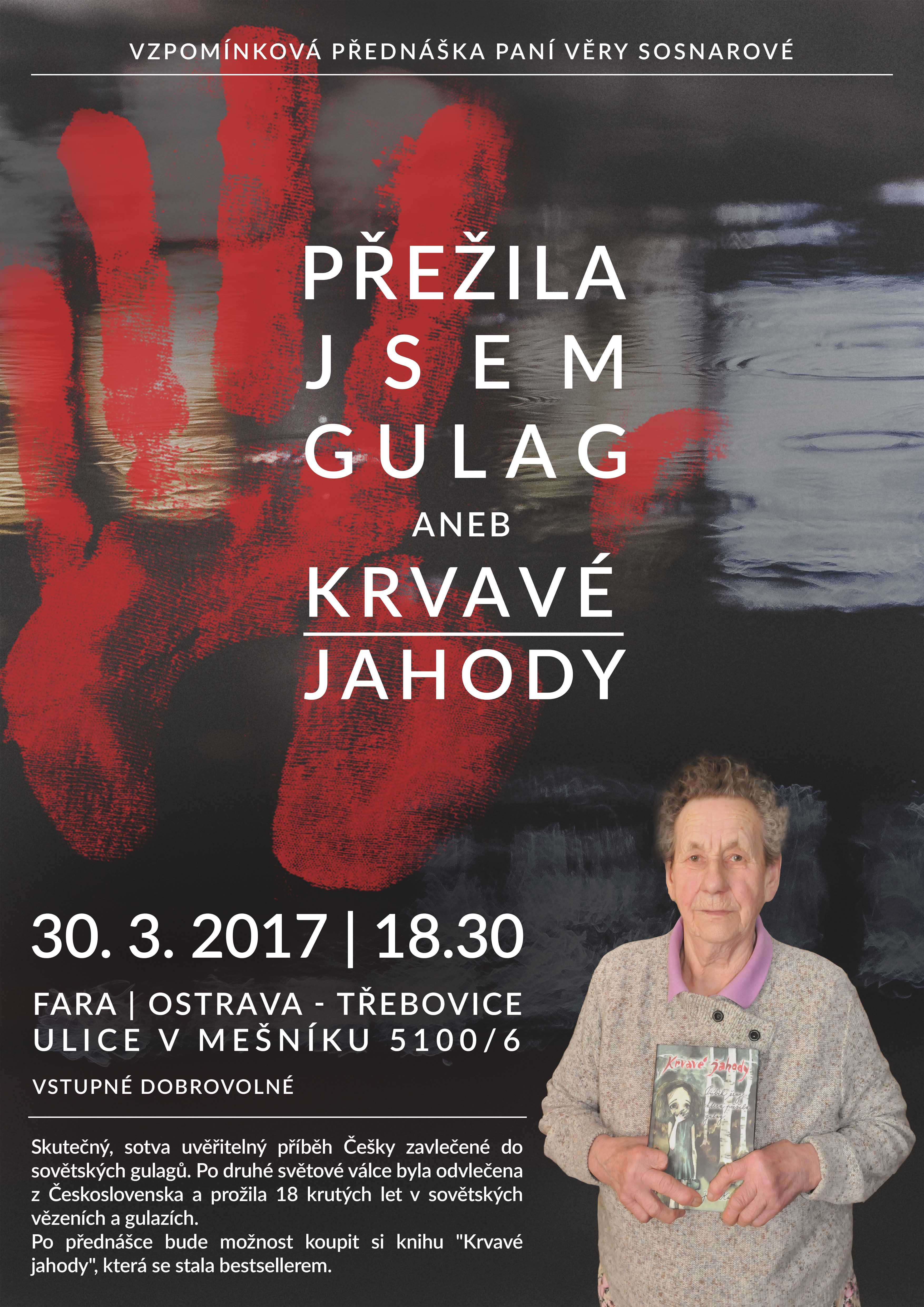 20170330-Prednaska Prezila jsem gulag