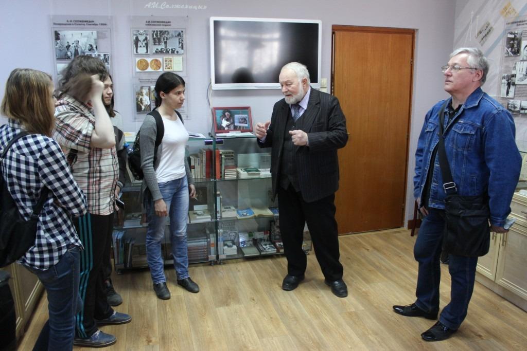 20180415-Разлив в Солотче. Рязанские студенты приняли участие в конкурсе, посвящённом Солженицыну-pic02