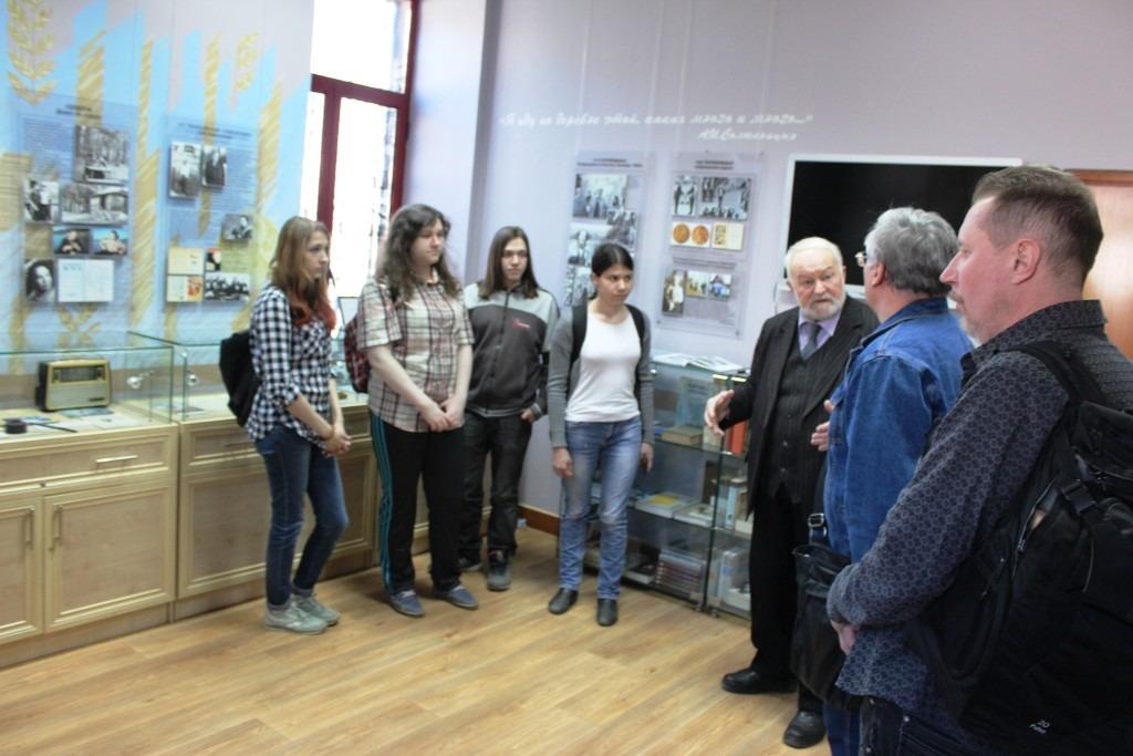 20180415-Разлив в Солотче. Рязанские студенты приняли участие в конкурсе, посвящённом Солженицыну-pic04