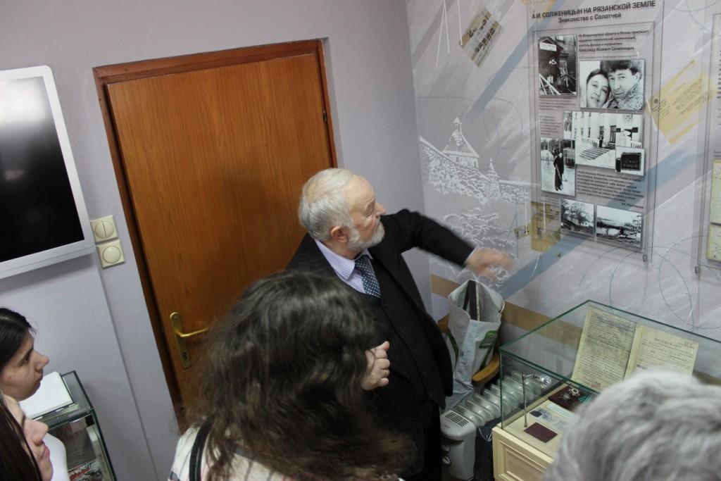 20180415-Разлив в Солотче. Рязанские студенты приняли участие в конкурсе, посвящённом Солженицыну-pic06
