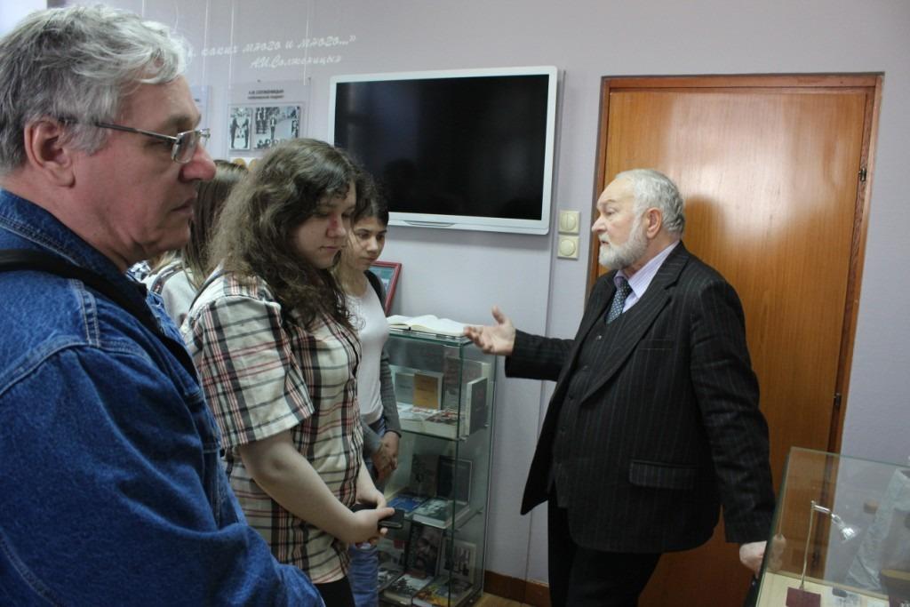 20180415-Разлив в Солотче. Рязанские студенты приняли участие в конкурсе, посвящённом Солженицыну-pic07