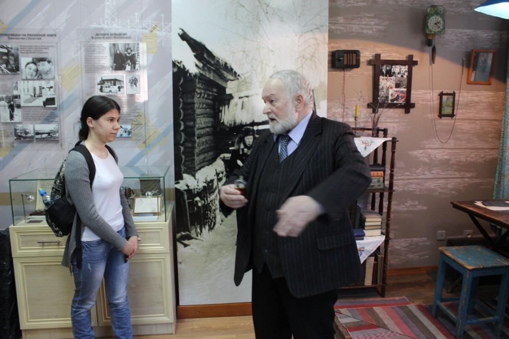 20180415-Разлив в Солотче. Рязанские студенты приняли участие в конкурсе, посвящённом Солженицыну-pic09