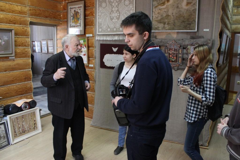 20180415-Разлив в Солотче. Рязанские студенты приняли участие в конкурсе, посвящённом Солженицыну-pic15