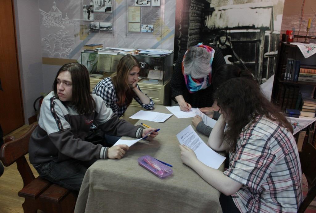 20180415-Разлив в Солотче. Рязанские студенты приняли участие в конкурсе, посвящённом Солженицыну-pic58