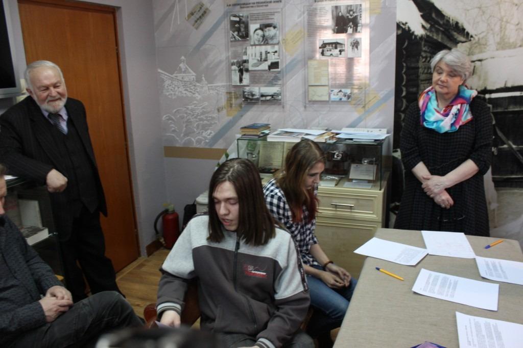 20180415-Разлив в Солотче. Рязанские студенты приняли участие в конкурсе, посвящённом Солженицыну-pic59