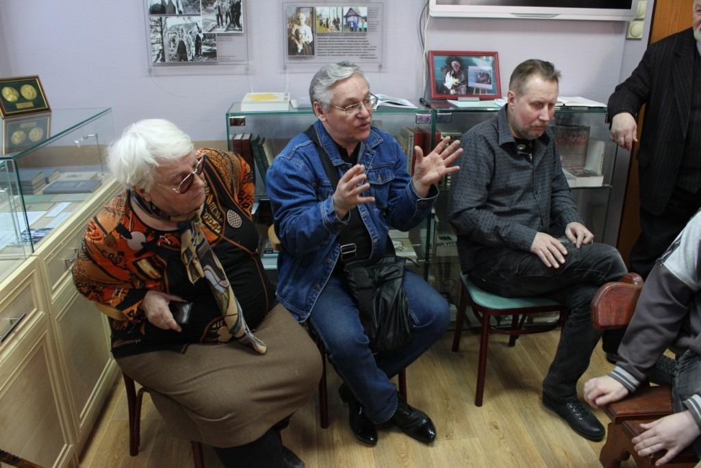 20180415-Разлив в Солотче. Рязанские студенты приняли участие в конкурсе, посвящённом Солженицыну-pic61