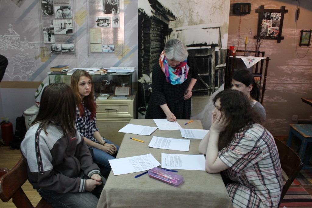 20180415-Разлив в Солотче. Рязанские студенты приняли участие в конкурсе, посвящённом Солженицыну-pic62