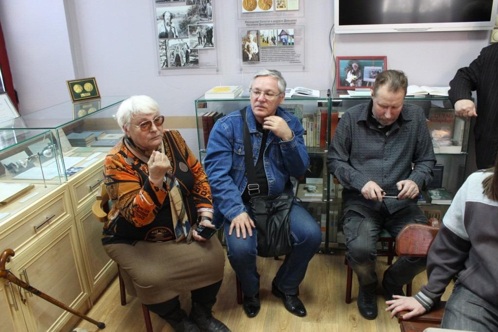 20180415-Разлив в Солотче. Рязанские студенты приняли участие в конкурсе, посвящённом Солженицыну-pic63