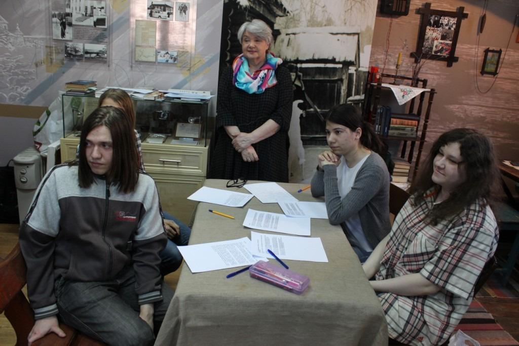 20180415-Разлив в Солотче. Рязанские студенты приняли участие в конкурсе, посвящённом Солженицыну-pic65