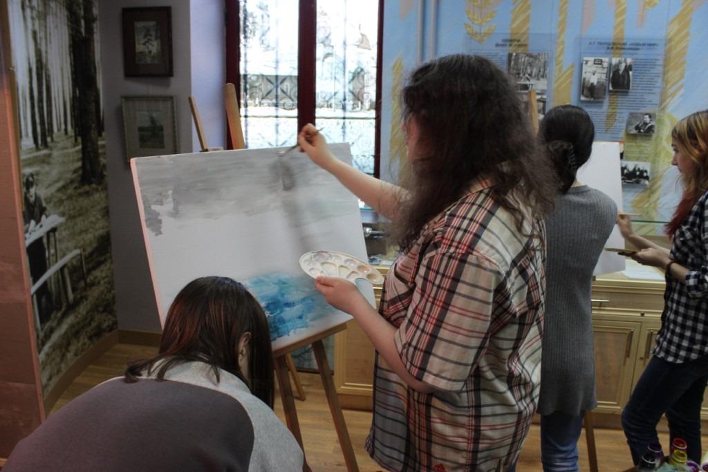 20180415-Разлив в Солотче. Рязанские студенты приняли участие в конкурсе, посвящённом Солженицыну-pic70