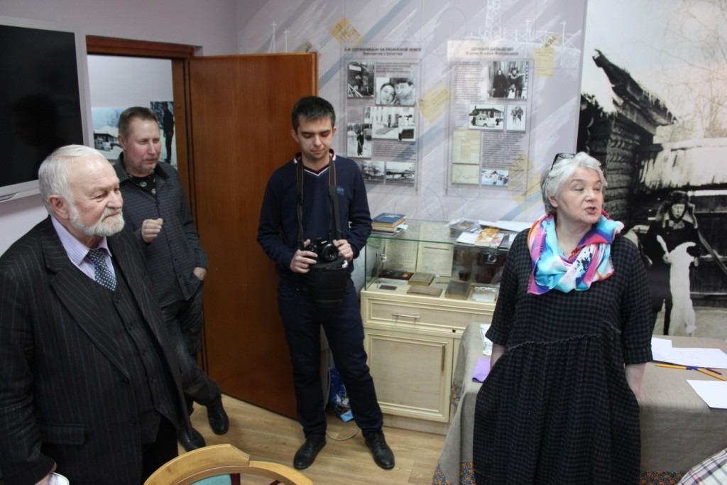 20180415-Разлив в Солотче. Рязанские студенты приняли участие в конкурсе, посвящённом Солженицыну-pic73