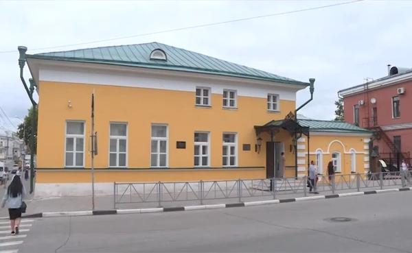 20190814-Музей Александра Солженицына открыли в Рязани-pic1