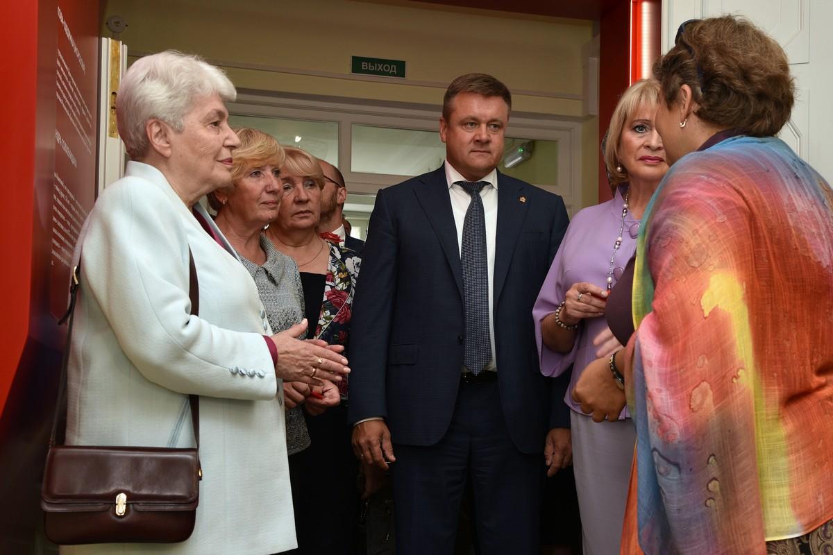 20190814_18-08-Николай Любимов открыл в Рязани музей имени Александра Солженицына-pic2