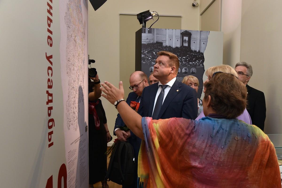 20190814_18-08-Николай Любимов открыл в Рязани музей имени Александра Солженицына-pic3