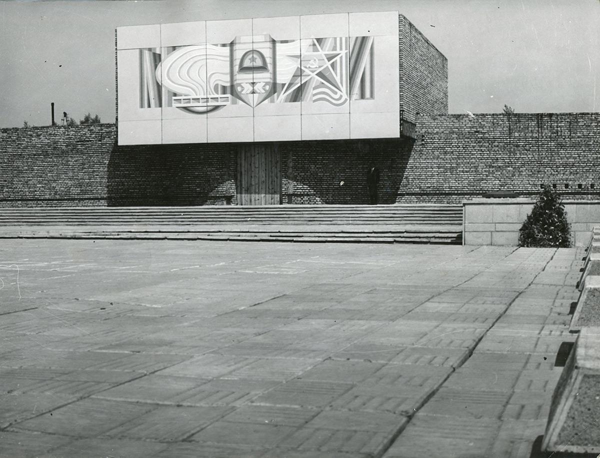 Музей Мемориал Победы. Россия, Красноярск-pic5