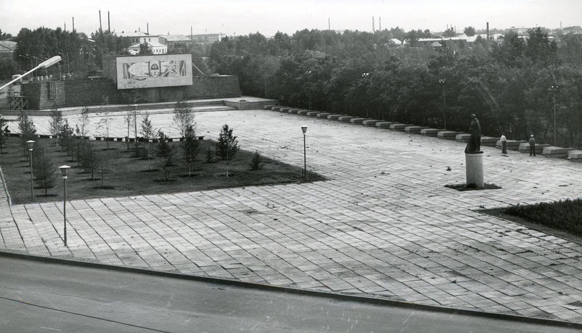 Музей Мемориал Победы. Россия, Красноярск-pic2