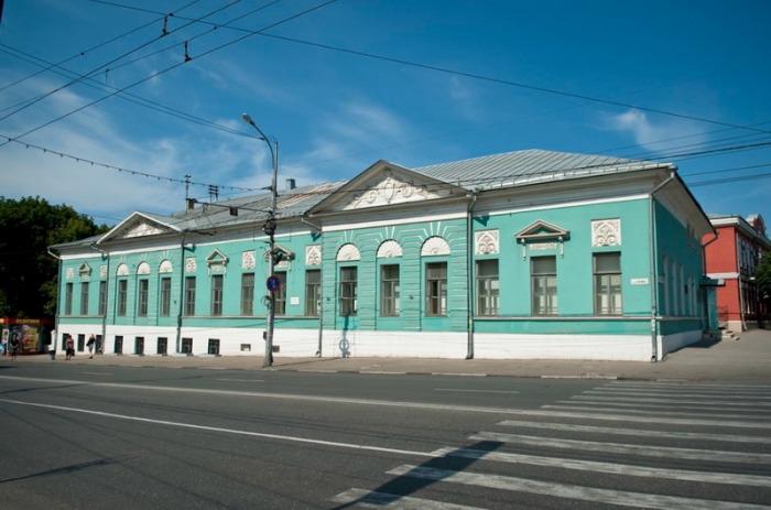 Дом Салтыкова-Щедрина