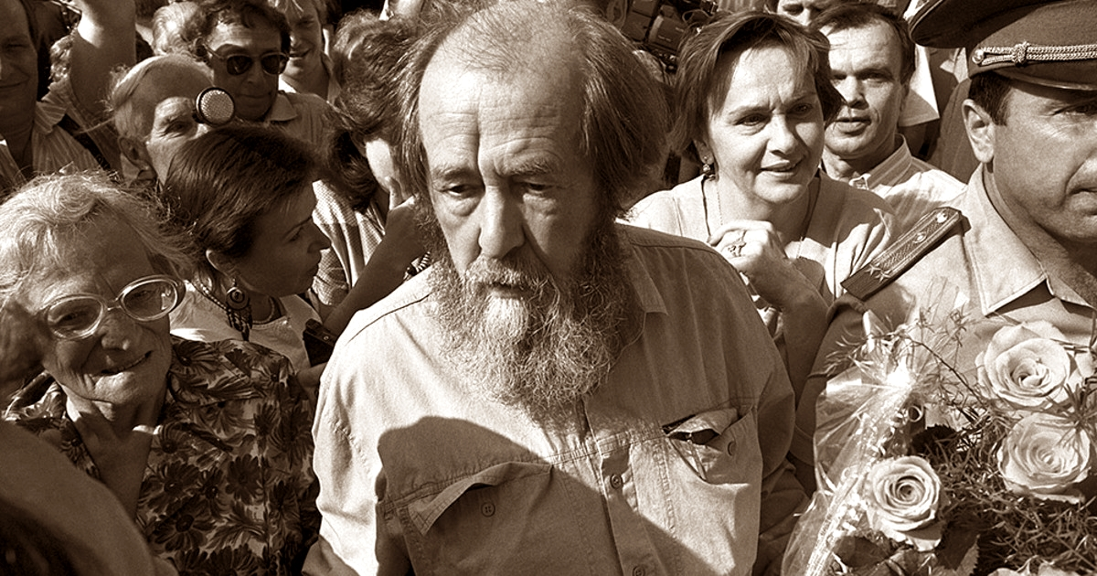 20190507-Загадочный… Александр Солженицын в Иркутске~сепия