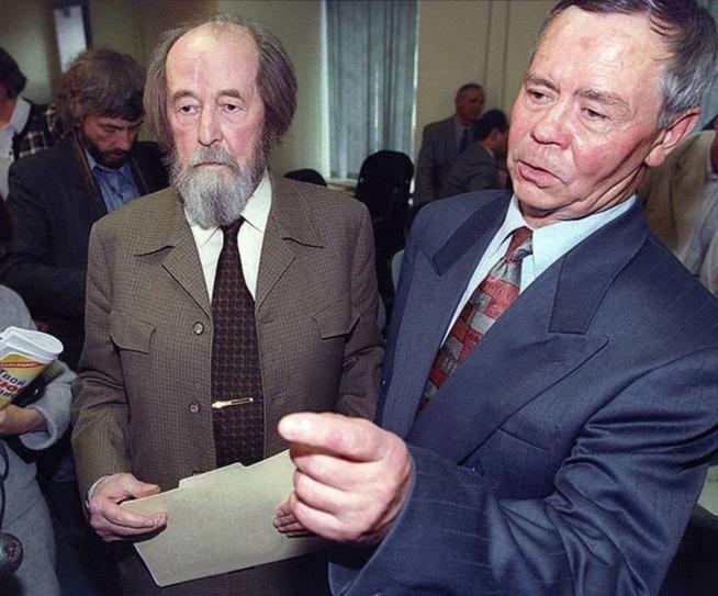 20190623-Кто и за что хвалил Солженицына