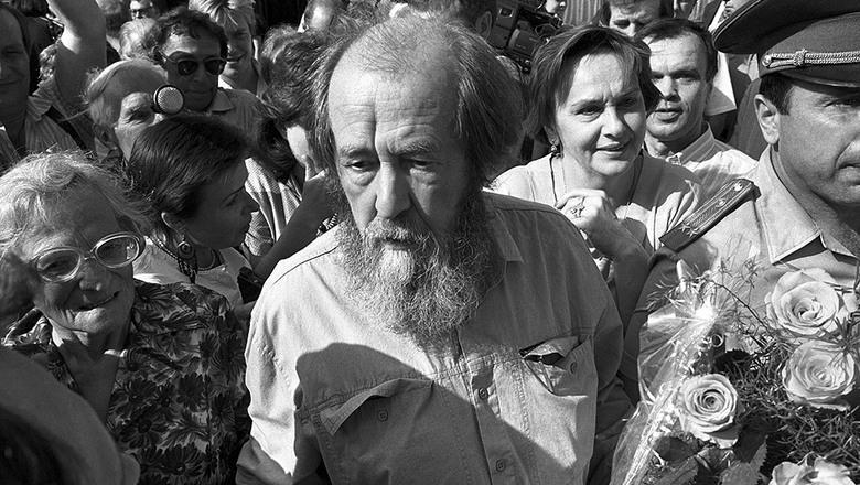 20190612-25 лет назад в Иркутск приехал Солженицын