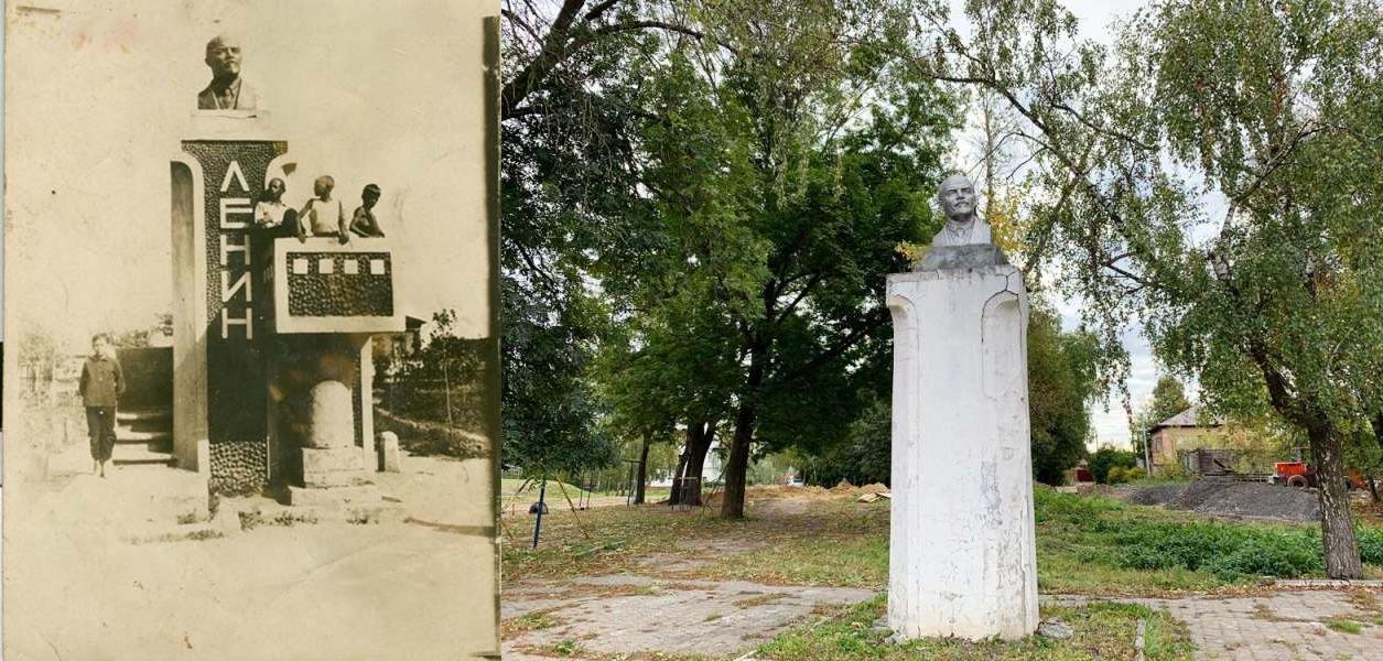 Венёв - памятник Ленину