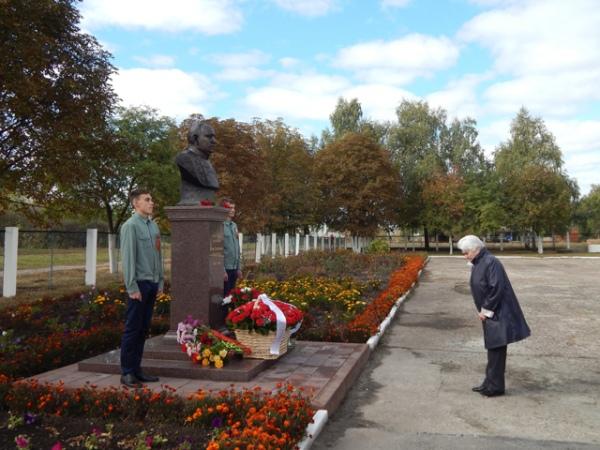 20191001-Под Курском установили памятник спасителю Солженицына-pic1
