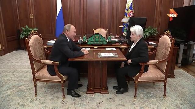 20181211_17-24-Путин_ Работа по увековечиванию наследия Солженицына будет продолжена. РЕН ТВ