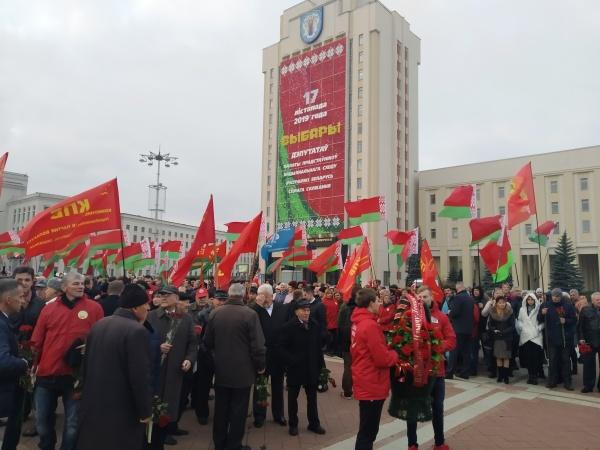 20191107_15-10-Злодеев и олигархов к стенке- годовщину социалистической революции отметили в Минске-pic2