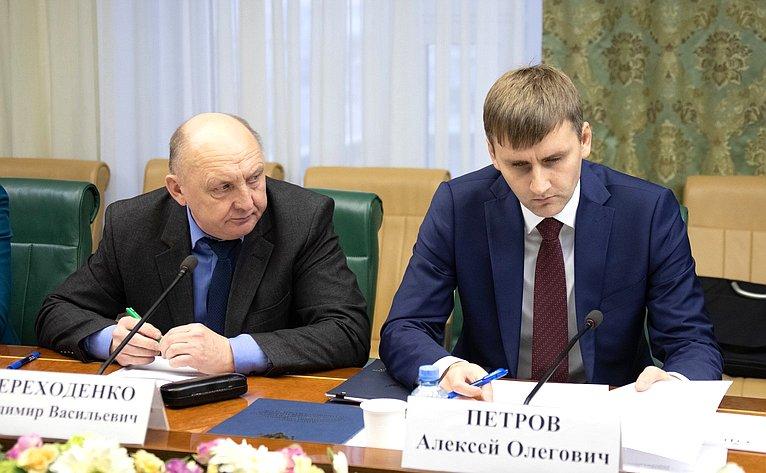 20191107-Расширение взаимодействия в законотворческой сфере с ФСИН обсудили в Совете Федерации-pic5