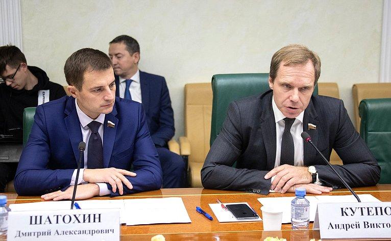 20191107-Расширение взаимодействия в законотворческой сфере с ФСИН обсудили в Совете Федерации-pic9