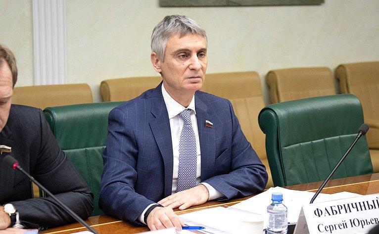 20191107-Расширение взаимодействия в законотворческой сфере с ФСИН обсудили в Совете Федерации-picA