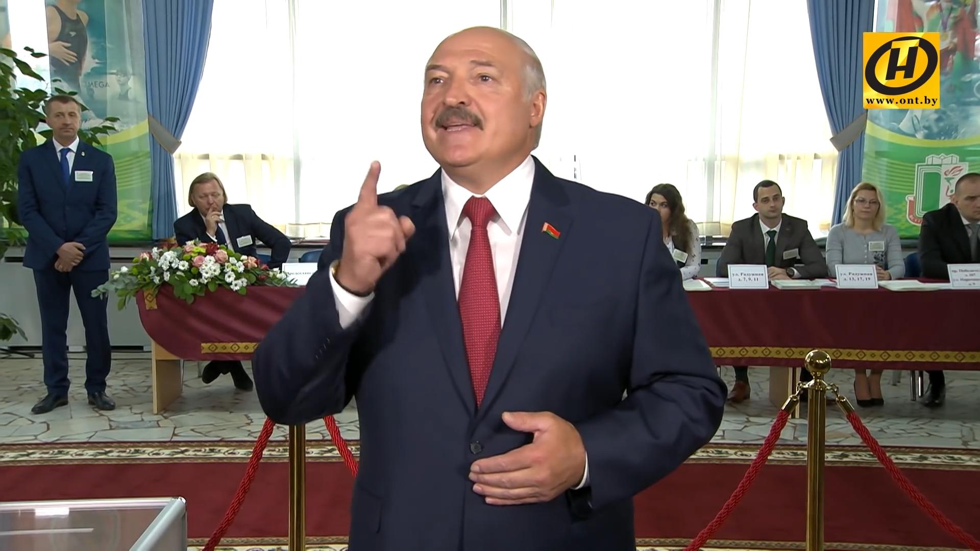 20191117-Лукашенко- не подпишу ни один документ с Россией, противоречащий Конституции!-pic2