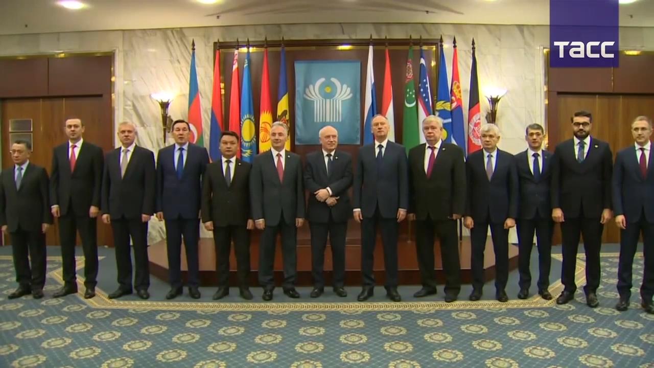 20191120-Секретарь Совета безопасности РФ Патрушев провел совещание с главами советов безопасности стран СНГ-pic2