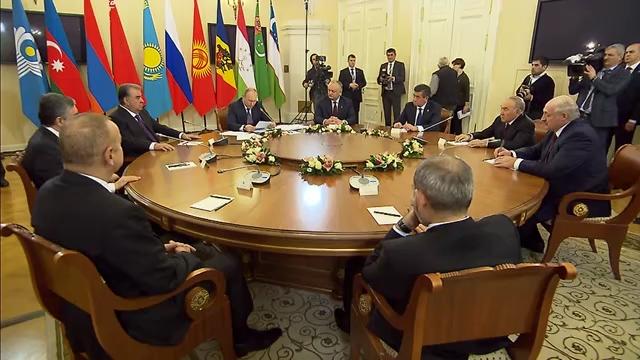 20191220_17-00-Неформальный саммит СНГ - Президент России