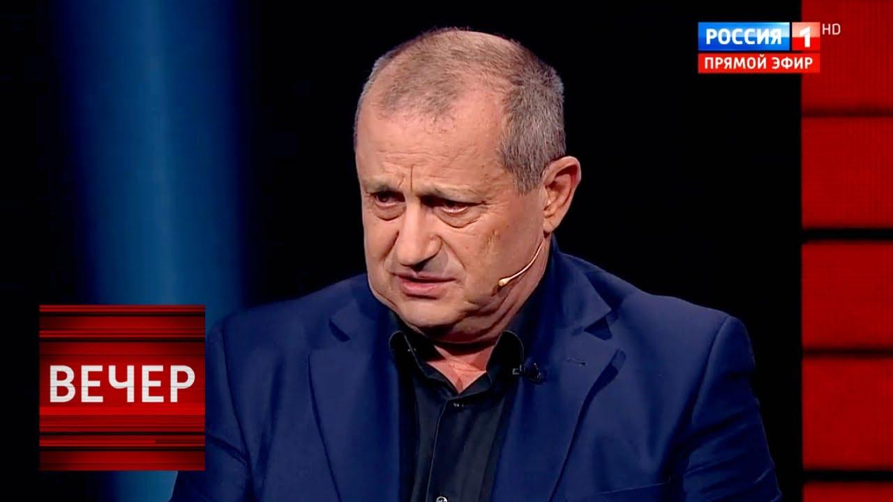20200203-Кедми задал очень НЕУДОБНЫЙ вопрос российской элите! Жаркий спор Соловьева и израильского эксперта-pic1