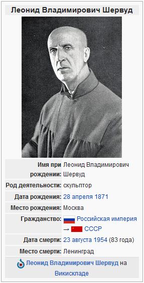 Леонид Владимирович Шервуд-Википедия